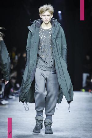Y-3, Menswear, Fall Winter 2017 Fashion Show in Paris