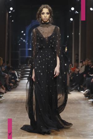 Alberta Ferretti Ready To Wear, Fall Winter 2017 Fashion Show in Milan
