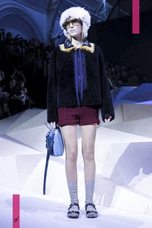 Anya Hindmarch, Ready To Wear, Fall Winter, 2017, London, Fashion, Fashion Show, NOWFASHION