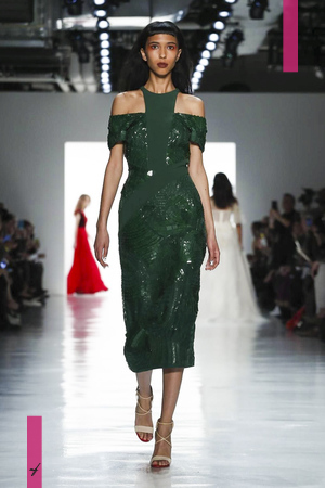 Bibhu Mohapatra, Fashion Show, Ready to Wear Collection Fall Winter 2017 in New York