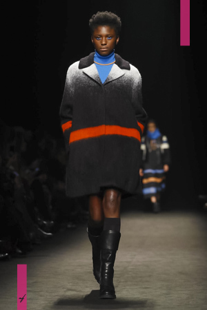 Byblos Ready To Wear Collection Fall Winter 2017 Fashion Show in Milan