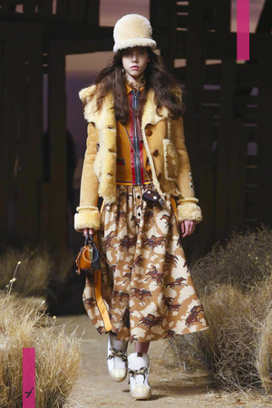 Coach 1941, Fashion Show, Ready to Wear Collection Fall Winter 2017 in New York