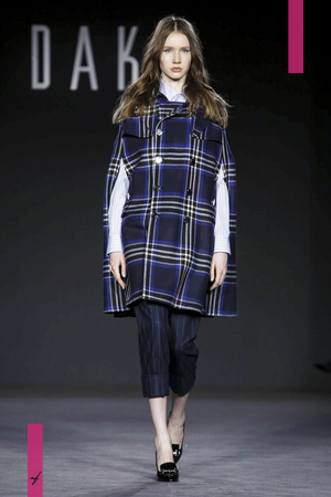 Daks, Fashion Show, Ready to Wear Collection Fall Winter 2017 in New York
