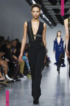 David Koma, Fashion Show, Ready to Wear Collection Fall Winter 2017 in London