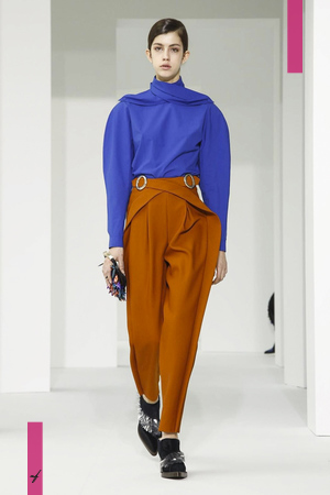 delpozo fashion show ready to wear collection fall winter in new york