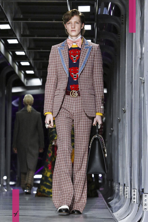 Gucci, Fashion Show, Ready to Wear Collection Fall Winter 2017 in Milan