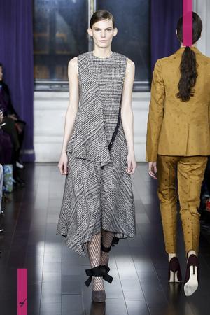 Jason Wu, Ready To Wear, Fall Winter 2017 Fashion Show in New York