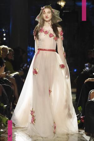 Luisa Beccaria Ready To Wear, Fall Winter 2017 Fashion Show in Milan