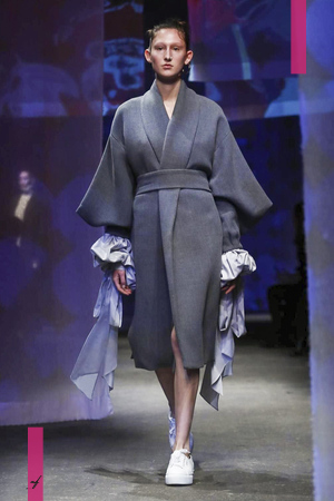 Milly, Fashion Show, Ready to Wear Collection Fall Winter 2017 in New York