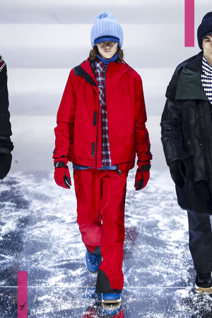 Moncler Grenoble, Ready To Wear, Fall Winter 2017 Fashion Show in New York