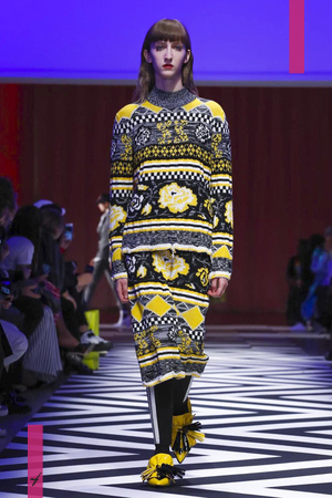 MSGM, Fashion Show, Ready to Wear Collection Fall Winter 2017 in Milan