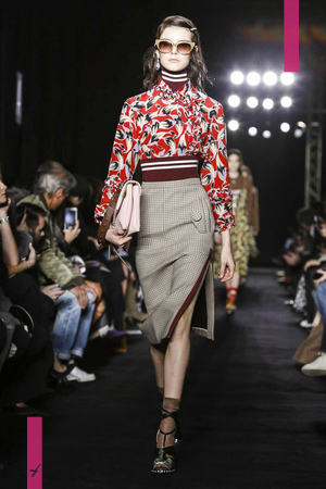 N°21, Fashion Show, Ready to Wear Collection Fall Winter 2017 in Milan