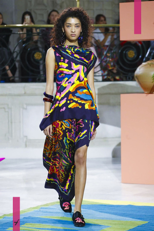 Peter Pilotto, Fashion Show, Ready to Wear Collection Fall Winter 2017 in London