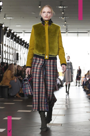 Tory Burch, Ready To Wear, Fall Winter 2017 Fashion Show in New York