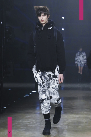Versus, Fashion Show, Ready to Wear Collection Fall Winter 2017 in London