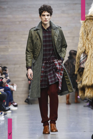 Wunderkind, Fashion Show, Ready to Wear Collection Fall Winter 2017 in Milan