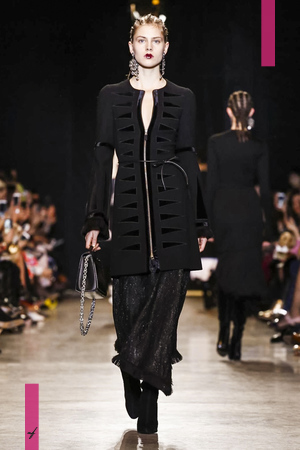 Andrew GN, Fall Winter 2017 Ready To Wear Collection in Paris