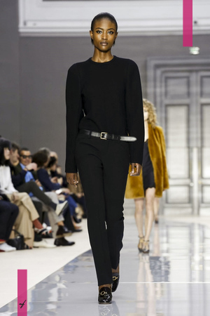 Chloe, Fashion Show Couture Collection Fall Winter 2017 in Paris
