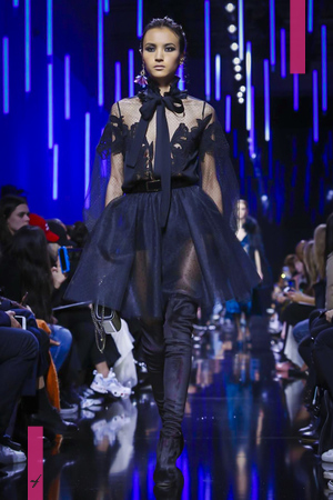 Elie Saab, Fashion Show, Ready to Wear Collection Fall Winter 2017 in Paris