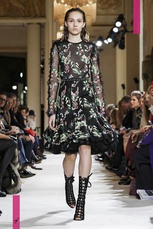 Giambattista Valli, Fashion Show, Ready to Wear Collection Fall Winter 2017 in Paris