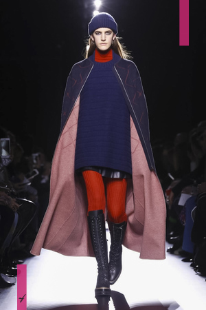 Hermes Fall Winter 2017 Ready To Wear Collection in Paris