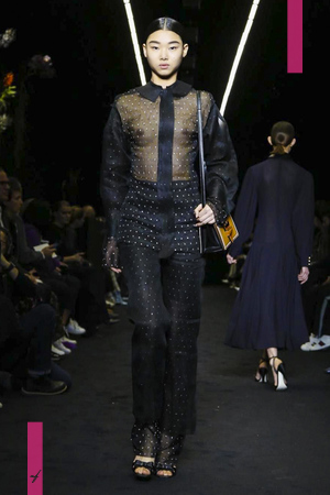 Loewe, Fashion Show, Ready to Wear Collection Fall Winter 2017 in Paris