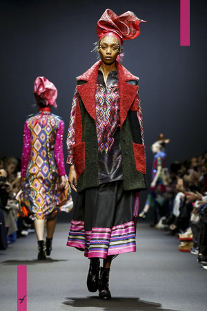 Manish Arora, Fashion Show Couture Collection Fall Winter 2017 in Paris