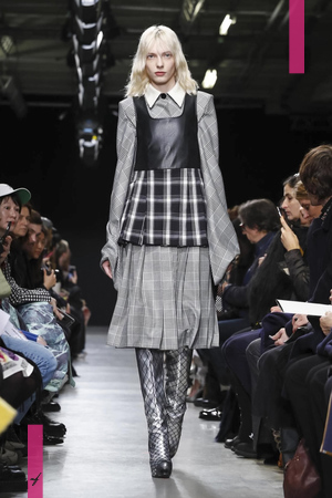 Masha MamFashion Show, Ready to Wear Collection Fall Winter 2017 in Paris
