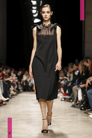 Rochas, Fashion Show, Ready to Wear Collection Fall Winter 2017 in Paris