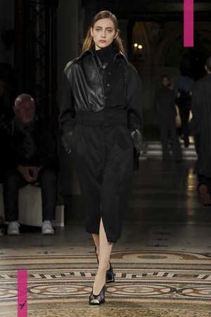 Stella Mccartney Ready To Wear Collection Fall Winter 2017 Fashion Show in Paris