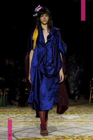 Vivienne Westwood Fall Winter 2017 Ready To Wear Collection in Paris